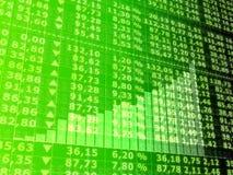 Números de aumentação Imagens de Stock Royalty Free