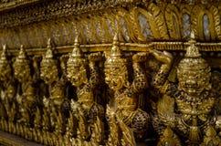 Números de demonios tailandeses Fotos de archivo libres de regalías