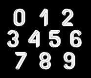 Números imposibles de la geometría Imagenes de archivo