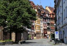 Nürnberg, Deutschland lizenzfreie stockfotos