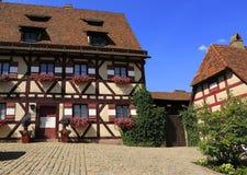 Nürnberg, Deutschland stockfoto