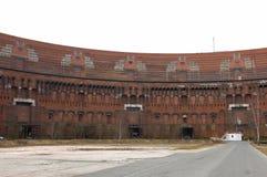 Nürnberg Kongresshalle Stockbild