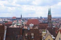 Nürnberg/Norimberga, Germania Fotografia Stock Libera da Diritti