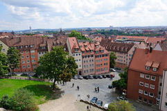 Nürnberg/Nuremberg, Germany Royalty Free Stock Photography