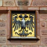 Nürnberg-Wappen Stockfoto