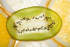 Nützliche saftige Früchte Stockbild