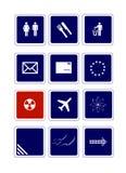 Nützliche Zeichen Lizenzfreies Stockfoto