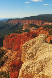 Nęcąca rockowa formacja bryce jar hoodoos park narodowy Fotografia Royalty Free