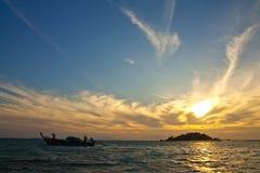 νότια ανατολή Ταϊλάνδη νησιώ&n Στοκ εικόνα με δικαίωμα ελεύθερης χρήσης