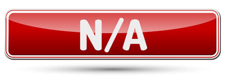 N/A - Abstract beautiful button with text. Stock Photos
