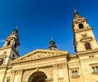 ¡ N Bazilika Szent Istvà lizenzfreies stockfoto