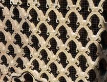 ³ n de Casa de la ContrataciÃ, palácio do Alcazar em Sevilha, Espanha Fotos de Stock