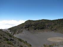 ¡N de Volcà Foto de archivo