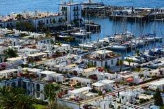 ¡ N di Puerto de Mogà Immagine Stock Libera da Diritti