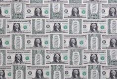 Één dollar Stock Foto