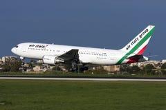 767-200 0n finałów Obrazy Stock