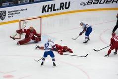 N. Gusev 97 attack Stock Photo