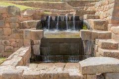 ³ n, Perú de Tipà de la atracción Imagen de archivo