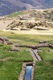 ³ n, Perú de Tipà de la atracción Fotografía de archivo libre de regalías