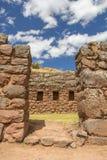 ³ n, Perú de Tipà de la atracción Foto de archivo libre de regalías
