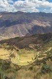 ³ n, Perú de Tipà de la atracción Fotos de archivo