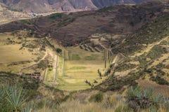 ³ n, Perú de Tipà de la atracción Foto de archivo