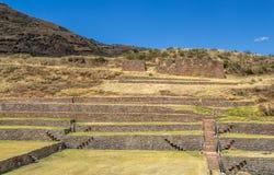 ³ n, Perú de Tipà de la atracción Fotografía de archivo