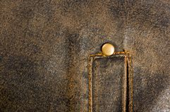 n?r du bekl?r objekt stonewashed textur f?r bomullstyg med s?mmar, omfamningar, knappar och nitar, makro arkivbilder