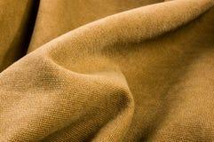 n?r du bekl?r objekt stonewashed textur f?r bomullstyg med s?mmar, omfamningar, knappar och nitar, makro royaltyfria foton
