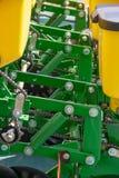 N?rbild f?r jordbruks- maskineri royaltyfri foto