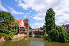 Nürnberg/Nuremberg, Germany Stock Image