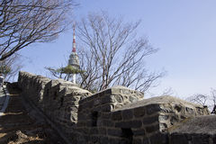 N Seoul Tower Stock Image