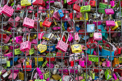 N Seoul Tower Stock Images