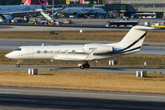 N450T Gulfstream G450 Stock Images