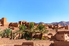 N-Tinififft de ` de Tizi, Tamnougalt, Maroc photographie stock libre de droits