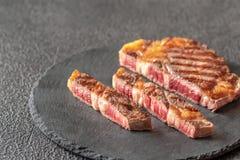 n?tk?tt grillad steak arkivbilder