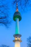 n wierza Seoul Zdjęcie Stock