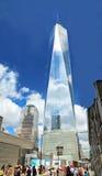 Één World Trade Centerny Stock Afbeeldingen