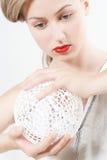 N2 de Vera da beleza Fotografia de Stock Royalty Free