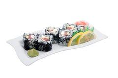 Nações diferentes do sushi Foto de Stock Royalty Free