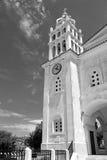 na arquitetura velha de cyclades greece dos paros e no th grego da vila Foto de Stock