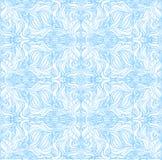 Na biały tle bezszwowy wzór Zdjęcie Stock