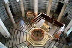 Na capela de Pisa Fotografia de Stock