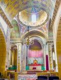 Na catedral armênia de Lvov Foto de Stock Royalty Free