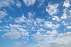 na chmury Zdjęcie Royalty Free