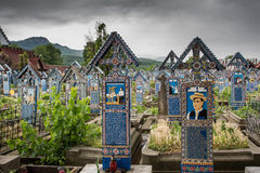 - na cmentarz Obraz Royalty Free