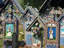 - na cmentarz Zdjęcia Stock