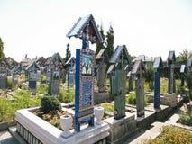 - na cmentarz Zdjęcie Stock