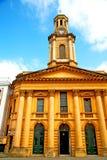 na construção e na história velhas de Notting Hill Inglaterra Europa Imagens de Stock Royalty Free
