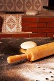 Na cozinha Fotografia de Stock